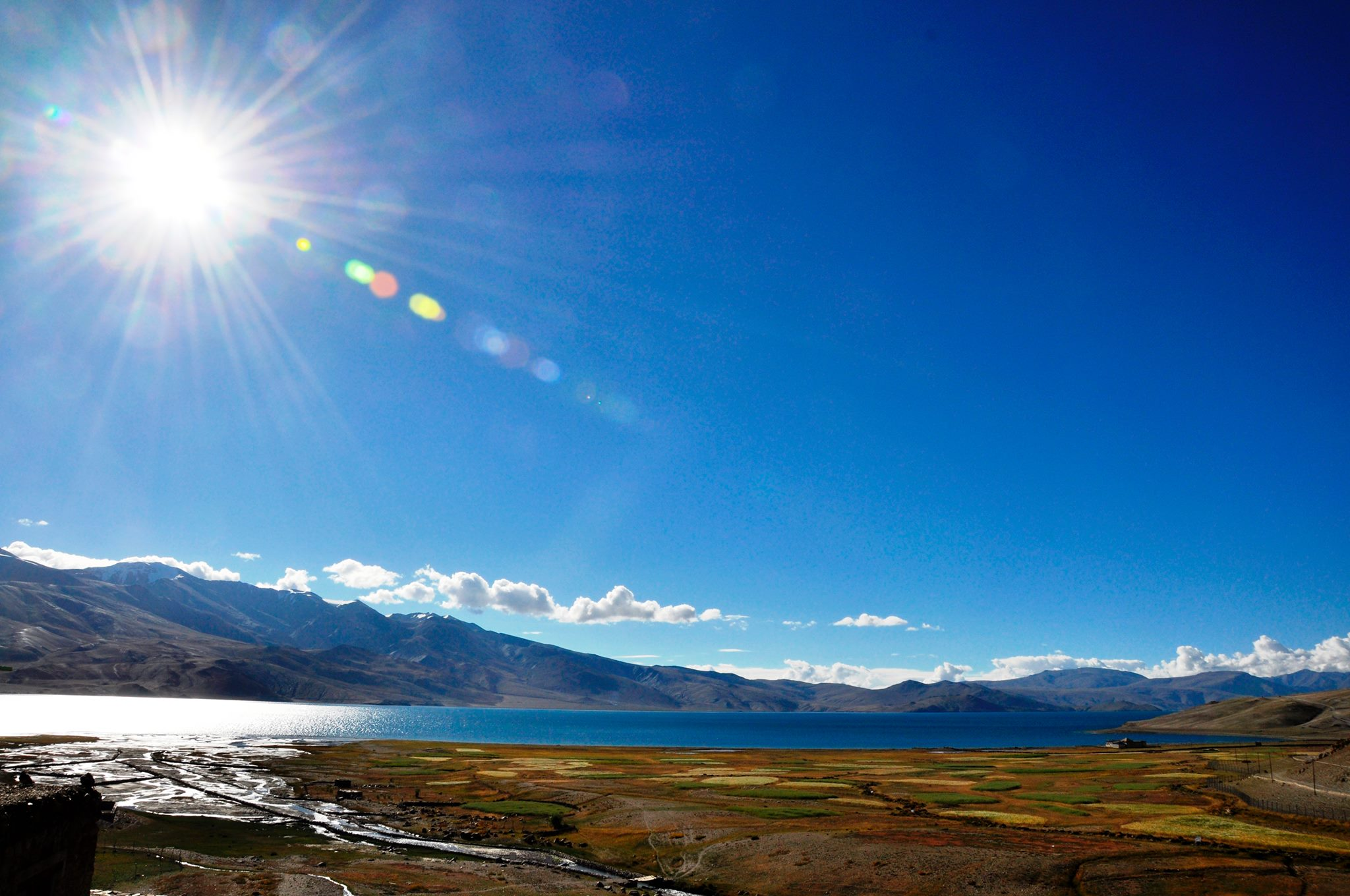 Tso Moriri lake in Changthang region of Ladakh is one of the most beautiful, calm and sacred; high altitude lakes in India.