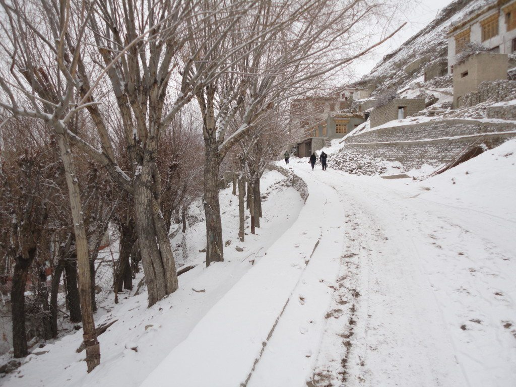 Romancing Ladakh in Winters