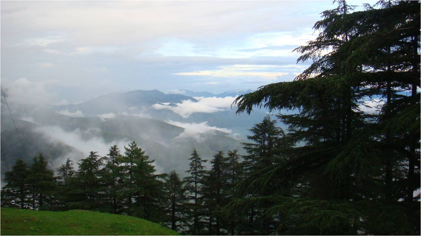 View from Chakrata