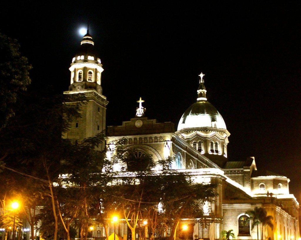 Manila Cathedral, Intramuros, Manila